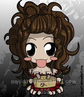 Mrs. Lovett - Sweeney Todd by amy-art