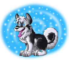 Little Husky - Ready to please by Hukley