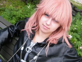 Marluxia - Graceful Assassin by GamblingSpirit