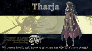 Tharja Wp 2 by deathjchaos