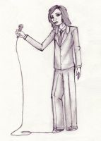 omg its gerard way by Remyreaper