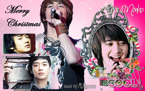 Minho Christmas Wallpaper by MiAmoure