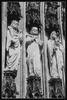 porch of cathedral cologne by Simandi