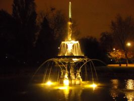 Fountain of Life by PitaPatata