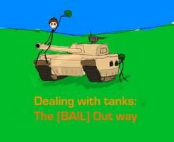 Bf3 dealing with Tanks by JanmanX