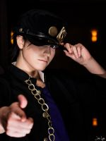 Jotaro Cosplay by SNTP