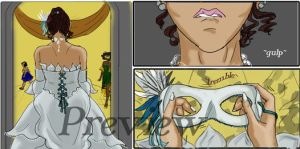 Preview of Upcoming Comic Page by Jeishii