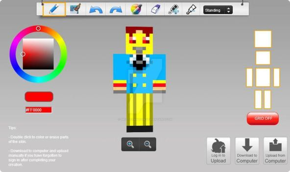 me in minecraft style by mrstoonation