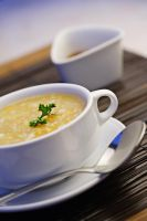 crab corn soup by pandurajendra