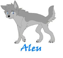 Aleu by white-wolf27
