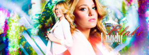 BLAKE LIVELY by selenaismyqueen