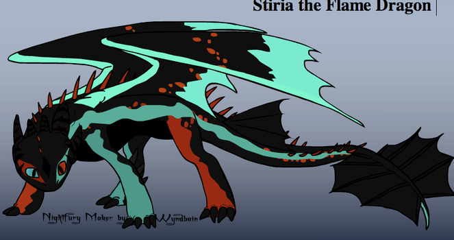 Stiria of the Flames by Prettyportie40