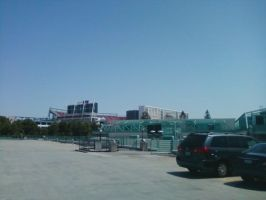 the new 49ers stadium by Mindslave24-7