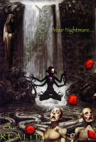 Nightmare Poster by parasitic-darkness