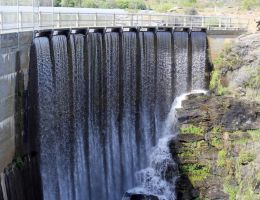 Conroy's Dam Spill by ARC-Photographic