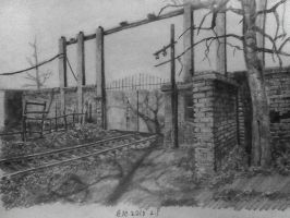 Gate and Rail by lhlclllx97