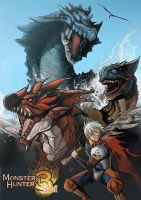 Monster Hunter TRI!!!! by S-P-N