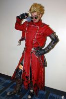 Vash the Stampede - Trigun by popecerebus
