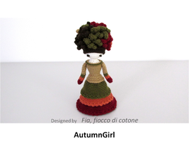 AutumnGirl by cottonflake