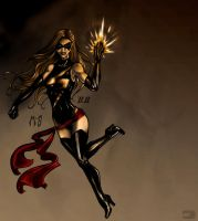 Ms.Marvel by MaximoPark
