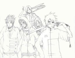 OC 4th Squad by Sado5