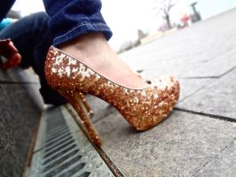 My sister`s amazing shoes by mayaa199313