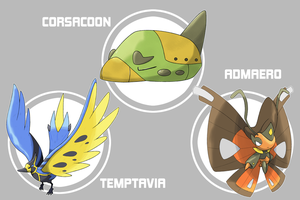 Regional Fakemon 2 by Marix20