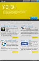 Tech news website by Shahwanoo