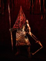 Pyramid Head by FLGtter