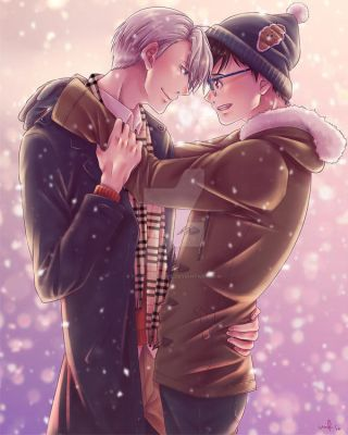 Yuri!!! on ICE by peace-of-hope