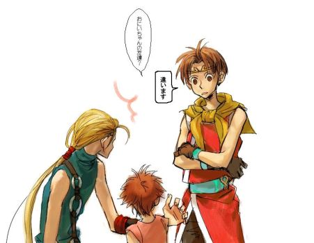 Suikoden II by sweetmoon