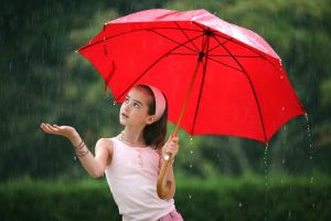 Is it Raining  by escaped emotions - Yagmur,
