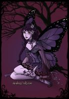 Flower Fairy by asymmetrical-wings