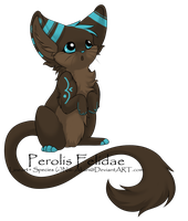 Perolis Felidae Adopt by LittleToyDragon