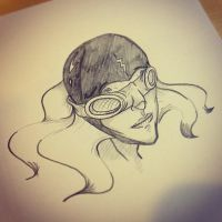 Pencil by GalactikCaptain