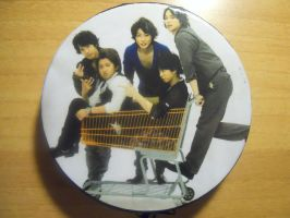 CD Box Arashi by vampiretta87