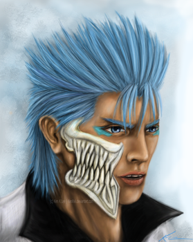 Bleach - Grimmjow Jeagerjaques by KenXVII
