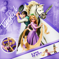 PNG Pack (28) Tangled by GayeBieber94