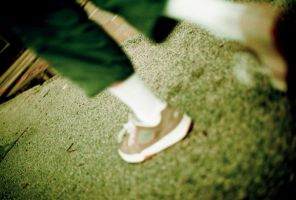 Feet on the street by kd5ytx