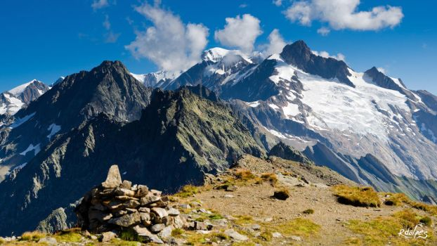 Le Massif by rdalpes