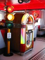 5 and Diner Jukebox by BigMac1212