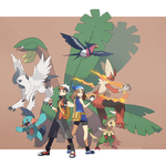 Hoenn revisited by zerudez