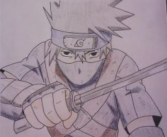 Younger Kakashi (2) by Britney151