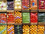 Buenos Aires Fruit Stand by christinachanA