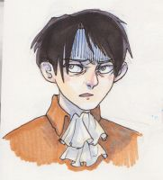 Levi Rivaille by Annyyyyy