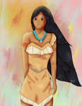 Pocahontas - Colors of the Wind by Managodess