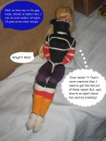 Sock Slave Escape Training: 6 by alleghany71