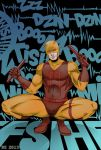 Daredevil - Yellow by crow110696