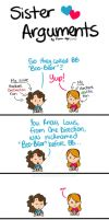 Sister Arguments by flavia0028