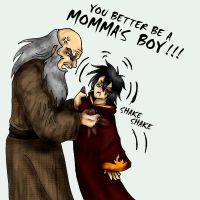 ATLA - Momma's Boy by elfgrove